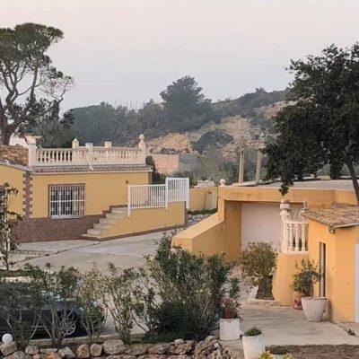 La terrasse Centrale